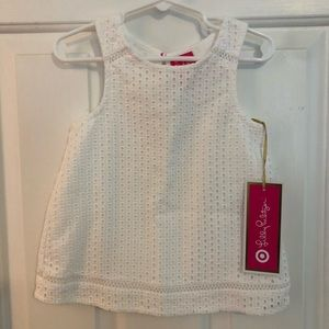 Lilly for Target Girls Top